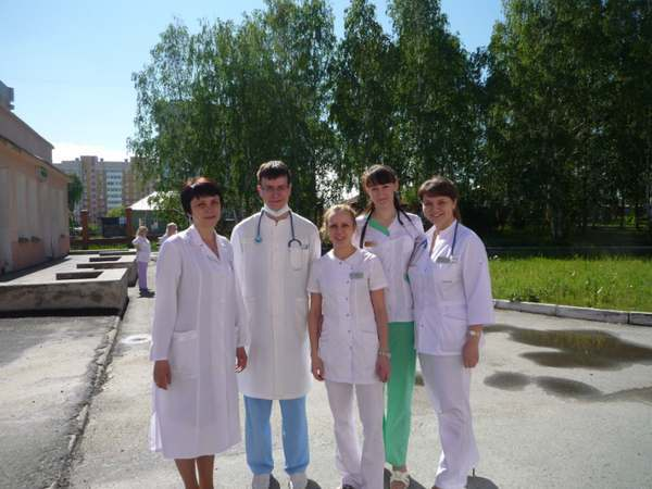 Записаться к врачам в томске